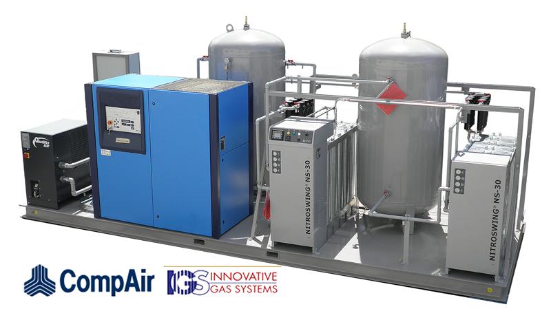 CompAir_IGS_generator_kompressor